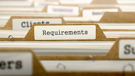 What are Requirements?