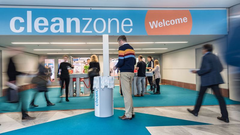 Cleanzone 2019: Focus on product requirements, not on facility dimensions